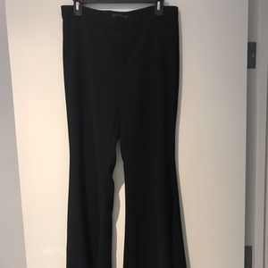 ZARA flare dress pants